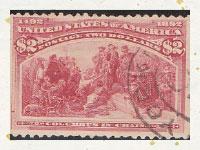 買取実績-Columbus in chains 2ドル 1893年