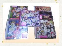 買取金額-ラブライブ! 1期 初回生産限定版 シングルCD 5枚セット