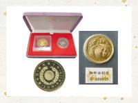 買取品目-記念硬貨・金貨