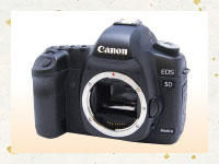 買取実績-カメラCanon EOS 5D Mark II