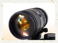 買取実績-カメラニコン NIKON AF NIKKOR VR 80-400mm