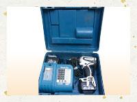 買取実績-makita 充電式 ドライバドリル DF440DRFXW
