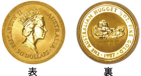 ナゲット金貨