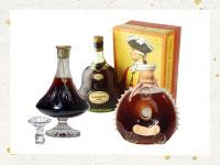 買取品目-高級酒・古酒・ブランデー