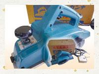買取実績-makita 110mm 電気カンナ