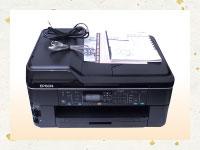 買取実績-EPSON プリンター 無線LAN 複合機