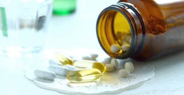 サプリメント健康補助食品イメージ画像
