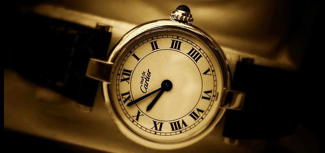 カルティエ時計
