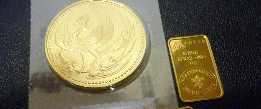 金貨、貴金属イメージ